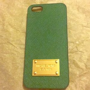 Michael Kors 5C iPhone Case